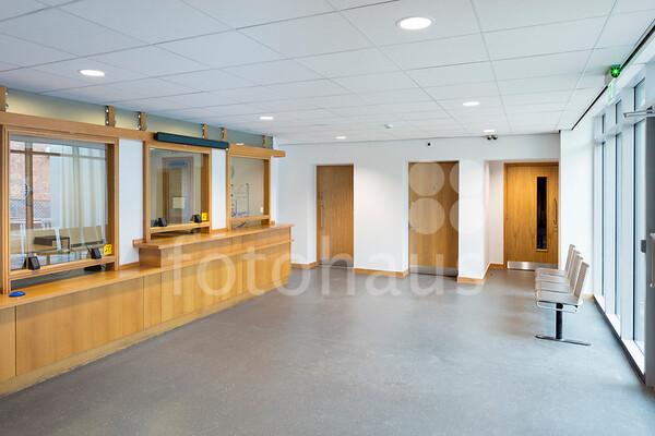 Barnsley Custody Suite