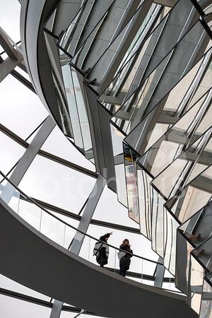 Cupola, Reichstag