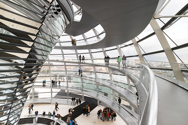 Cupola, Reichstag