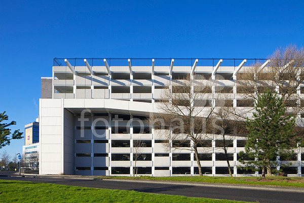 Leed Woodhouse Car Park