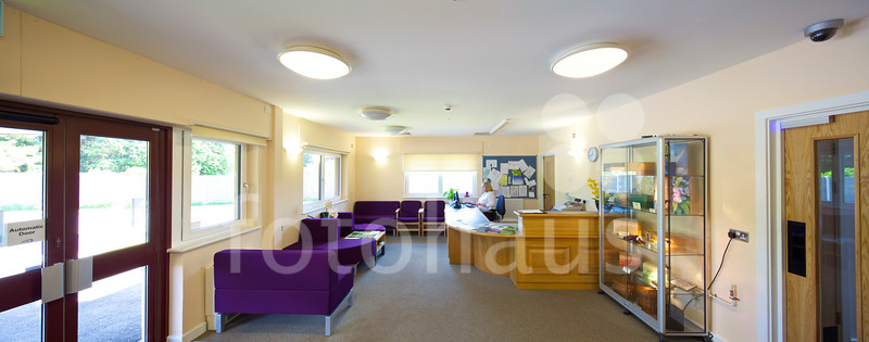 Thornhill crematorium bereavement offices