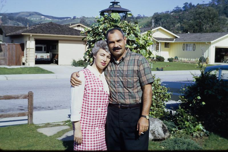 Sheila and Bern
