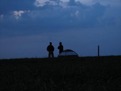 2007 Appalachian Trail - Tennessee / North Carolina Border