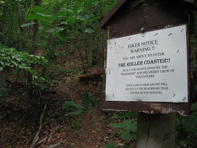 2007 Appalachian Trail - Virginia