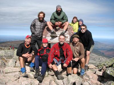 2007 Appalachian Trail - Maine