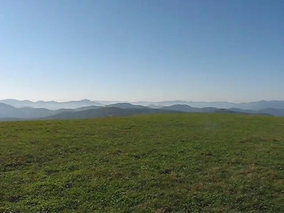360 degree view from Max Patch Summit