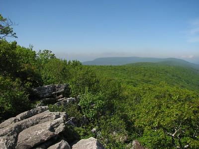 2009 Appalachian Trail June