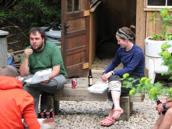 2009 Appalachian Trail, Standing Bear Farm