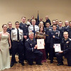 Griffin Composite Squadron members at the GA Wing Conference after winning two awards!!