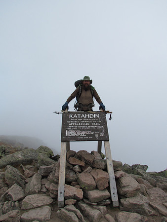 2011 Appalachian Trail, September
