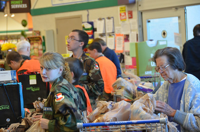 2012 Fund Raiser Day at Kroger