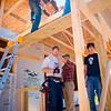 Habitat for Humanity House Building
