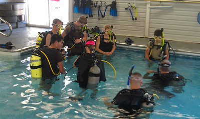 2012 SCUBA Diving Experience