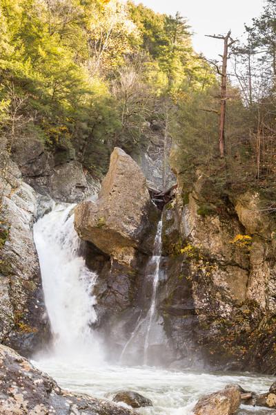 Bash Bish Waterfalls in Taconic State Park