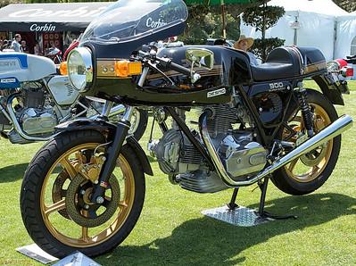 Dark Ducati