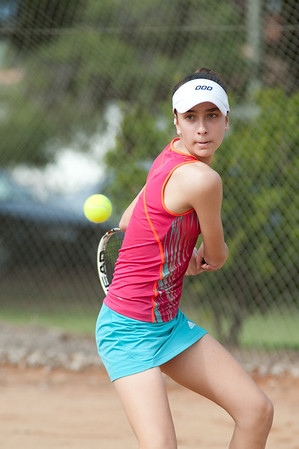 2014 Gold AMT Clay Court Championship - Griffith Tennis Club