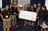 First place winners from Universidad Nacional Autonoma de Mexico (UNAM) Student PetroBowl