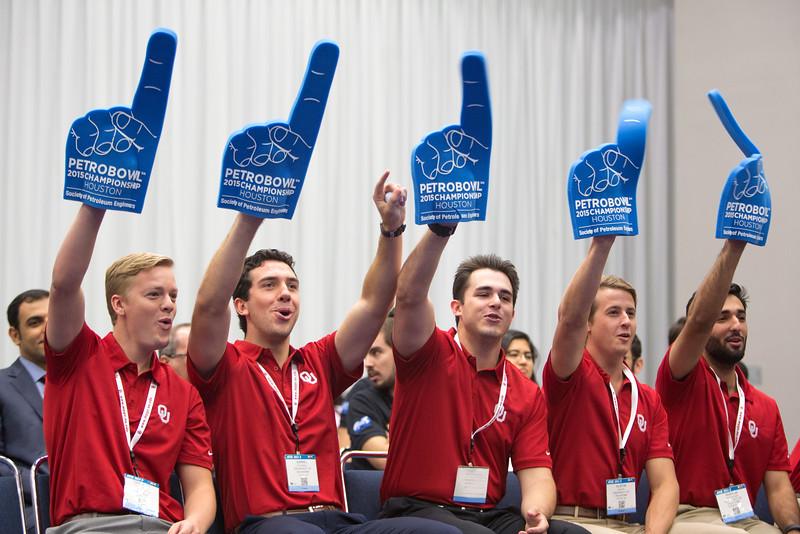 Participants here Student PetroBowl