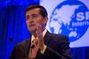 Gustavo Hernandez Garcia, ATCE 2015 General Chairperson, speaks here Chairman's Luncheon