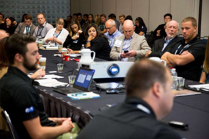 Attendees North American Regional Officer Meeting