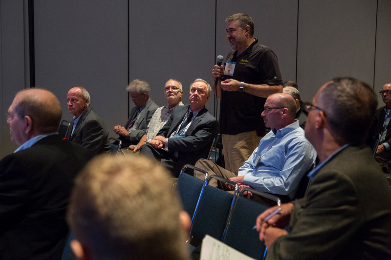 Speakers and Attendees  DSATS Drilling Systems Automation Technical Section Symposium
