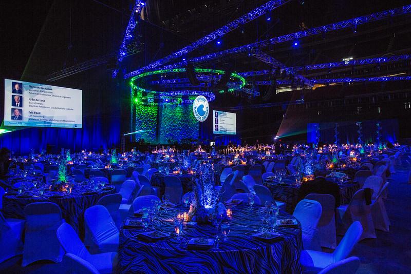 OTC Annual Awards dinner
