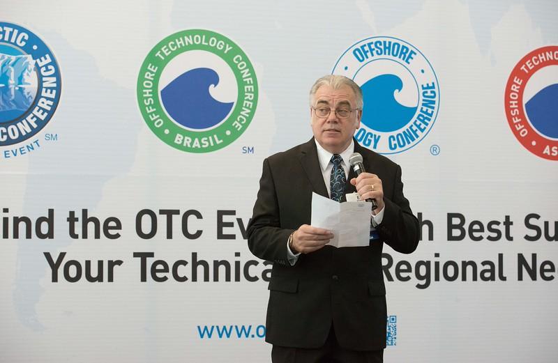 """OTC (Houston) """"Day"""" Presentation in OTC events booth"""