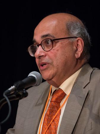 Moderator Ismail Jatoi, MD, PhD, FACS