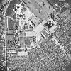 Aerial photo of South Campus<br /> University Archives, ca 1960, call number 10:11(1)