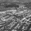 Aerial view South Campus, University Archives, 1953, call number: 10:5(2)