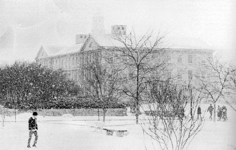 Archive Photographs of South Campus