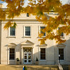 Beautiful Fall Day at Harriman Hall South Campus