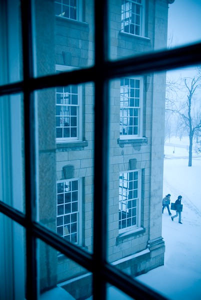 South Campus in Winter