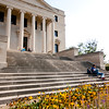 Fall Day on the South Campus<br /> <br /> Photograph: Douglas Levere