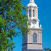 Hayes Hall clocktower