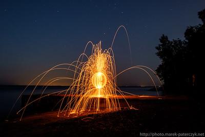 Fiery Fountain