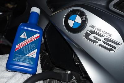 Honda coolant good enough for BMW?