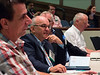 Attendees listen @ the d5 conference