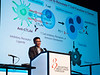 Andy J. Minn, MD, PhD speaks during MINI-SYMPOSIUM 1