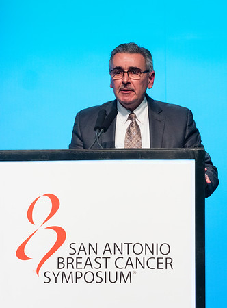 JA Sparano speaks during GENERAL SESSION 4