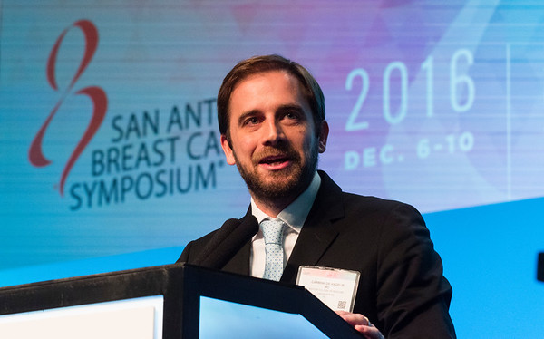 C De Angelis speaks during GENERAL SESSION 4