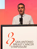 San Antonio, TX - SABCS 2016 San Antonio Breast Cancer Symposium - F-C Bidard speaks during GENERAL SESSION 3 here today, Thursday December 8, 2016. during the San Antonio Breast Cancer Symposium being held at the Henry B. Gonzalez Convention Center in San Antonio, TX. Over 7,500 physicians, researchers, patient advocates and healthcare professionals from over 90 countries attended the meeting which features the latest research on breast cancer treatment and prevention. Photo by © MedMeetingImages/Todd Buchanan 2016  Technical Questions: todd@medmeetingimages.com