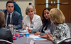 San Antonio, TX - SABCS 2016 San Antonio Breast Cancer Symposium - Attendees, Advocates and Researchers during the CAREER DEVELOPMENT: Cultivating Investigator/Advocate Interactions in Your Research here today, Tuesday December 6, 2016. during the San Antonio Breast Cancer Symposium being held at the Henry B. Gonzalez Convention Center in San Antonio, TX. Over 7,500 physicians, researchers, patient advocates and healthcare professionals from over 90 countries attended the meeting which features the latest research on breast cancer treatment and prevention. Photo by © MedMeetingImages/Todd Buchanan 2016  Technical Questions: todd@medmeetingimages.com