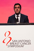 San Antonio, TX - SABCS 2016 San Antonio Breast Cancer Symposium - C Denkert speaks during the GENERAL SESSION 1 here today, Wednesday December 7, 2016. during the San Antonio Breast Cancer Symposium being held at the Henry B. Gonzalez Convention Center in San Antonio, TX. Over 7,500 physicians, researchers, patient advocates and healthcare professionals from over 90 countries attended the meeting which features the latest research on breast cancer treatment and prevention. Photo by © MedMeetingImages/Todd Buchanan 2016  Technical Questions: todd@medmeetingimages.com