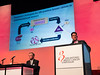 "San Antonio, TX - SABCS 2016 San Antonio Breast Cancer Symposium - Stephen RD Johnston, MA, MBBS, FRCP, PhD gives PLENARY LECTURE 1 discusses ""Management of Metastatic ER+ Breast Cancer"" during the opening session here today, Wednesday December 7, 2016. during the San Antonio Breast Cancer Symposium being held at the Henry B. Gonzalez Convention Center in San Antonio, TX. Over 7,500 physicians, researchers, patient advocates and healthcare professionals from over 90 countries attended the meeting which features the latest research on breast cancer treatment and prevention. Photo by © MedMeetingImages/Todd Buchanan 2016  Technical Questions: todd@medmeetingimages.com"