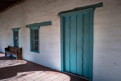 Mission Door and Window
