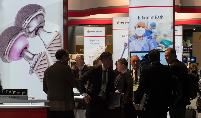 General views of the exhibit hall during \103a\