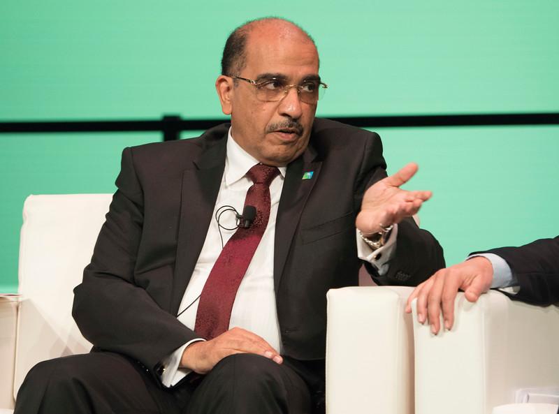 Khaled Abdullah Al-Buraik - Saudi Aramco SAOO Opening General Session