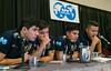 Competitors Petro Bowl compete