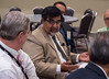 "Speakers and Attendees discuss perparedness for Huricanes ROUND TABLE: ""Hurricane Harvey: The Impact to the Gulf Coast and the Oil and Gas Industry"""